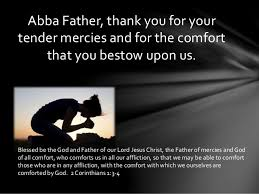 May The God Of All Comfort Tough Times