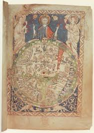 Worlds Map by Psalter World Map Mapping Our Worlds