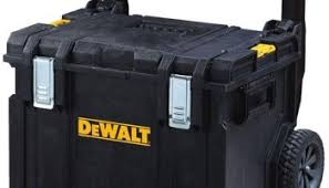 Tool Cabinet With Wheels Field Test Dewalt Ds450 Tough System Rolling Tool Box In The