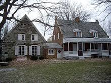 Dutch Colonial Homes American Colonial Architecture Wikipedia