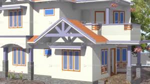 kerala homes new modern homes news 3d home sketch up youtube