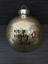 best 25 engagement ornaments ideas on personalized
