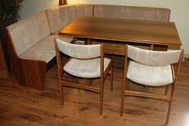 Small Kitchen Table And Bench Set - kitchen bench table dining table and bench set kitchen booth