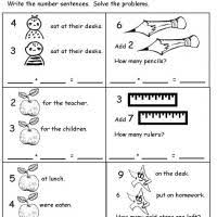 grade 1 math word problems worksheets grade 1 math addition and subtraction word problem