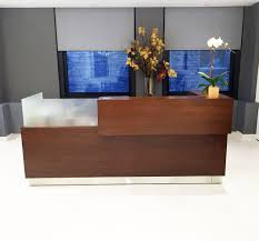 Acrylic Reception Desk Kubist Reception Desk Arnold Contract