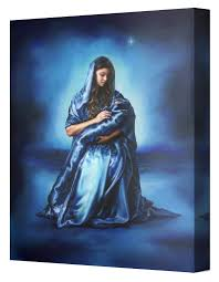 mother u0027s love blessed mother mary with baby jesus by akiane