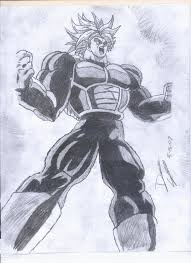 dragonball art drawing contest