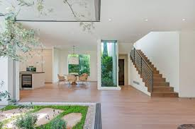 fabulous private residence encompassed by vegetation in los