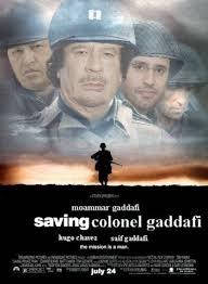 Gaddafi Meme - saving col gaddafi know your meme
