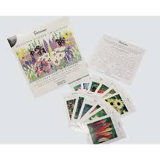 designer garden collection cottage garden flowers johnsons seeds