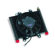 oil cooler with fan oil cooler large hi tek system with fan 590 cfm rating