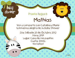 baby shower koquish invitaciones digitales para baby shower invitaciones para