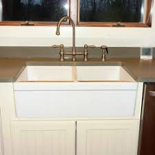 Sinks Interesting Farmhouse Sink With Drainboard And Backsplash - Farmhouse kitchen sinks with drainboard