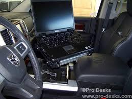 Laptop Steering Wheel Desk Pro Desks Mongoose Laptop Mounting Bracket For Chevy Trucks