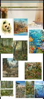 pumpernickel press wildlife cards paintings