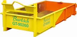 container polterabend mulden und container