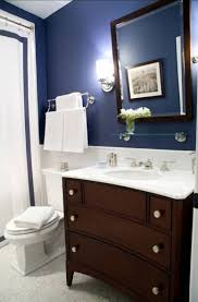 Navy Blue Bathroom Rug Set Bathroom Delectable Navy Blue Bath Rugs Bathroom Cabinets