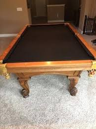 pool tables for sale in michigan pre owned pool tables owned 8 pool table used pool tables for sale