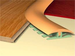Laminate Floor Trim Wood To Tile Floor Transition Pics Curved Transition Strip Tile