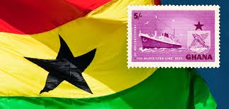 Flag With Four Red Stars The Origins Of Ghana U0027s Iconic Black Star Line Hakai Magazine