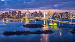 tokyo skyline 4k ultra hd wallpaper and background 3840x2160