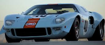 gulf car 1968 ford gt40 in gulf racing livery sells for record 11 million