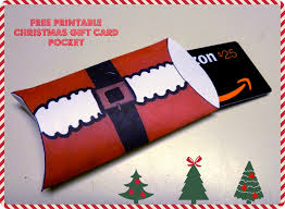 how to make gift cards make it easy crafts free kid s santa suit gift card pocket