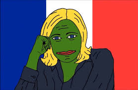 Meme French - the u s alt right meme war to sway the french election is