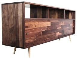 mid century console cabinet mid century modern console table and mirror all modern home mid