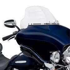 harley davidson lights accessories new fairing edge light kit fits harley davidson touring models