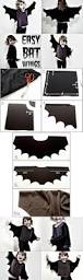 make bat wings the easy way only minimal sewing required