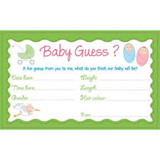 baby shower guessing baby shower guessing baby showers ideas