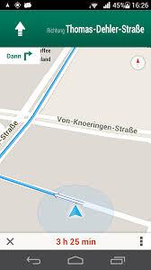 Google Maps Navigation Google Maps Mit Neuem Look Und Neuen Funktionen Android User
