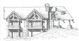 architect designs appalachian home 9 in lake toxaway by adirondack architect