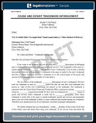 Work Certification Letter Sle To Whom It May Concern Cease And Desist Letter C U0026d Create A Cease U0026 Desist Template