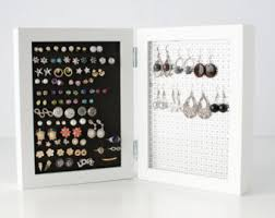 earring holder for studs earring holder etsy