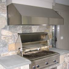 Kitchen Hood Island by Decor Chrome 34 Inch Stainless Steel Vent Hood For Kitchen