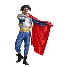 Grown Halloween Costumes Adults Halloween Costumes Matador Costume Bull Fighter Cosplay