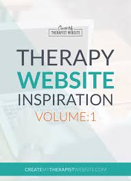 672 best creating a therapy website images on website