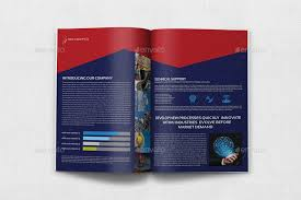 telecom services brochure template 12 pages by owpictures