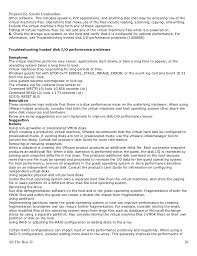 Vmware Resume Examples by Vmware Interview Questions And Answers