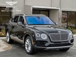 bentley suv price bentley financing specials north carolina bentley dealership