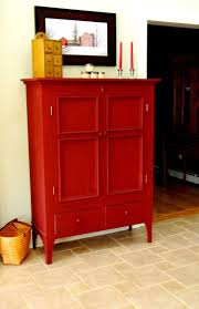 Narrow Storage Cabinet Custom Linen Press Storage Cabinet By T Kelly Furniture