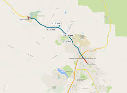 Amtrack Route Map by Route 14 San Luis Obispo To Cuesta College San Luis Obispo