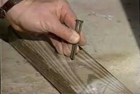 homework attach wood to concrete with nails newsday