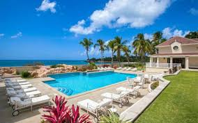 hurricane irma could damage donald trump u0027s caribbean mansion