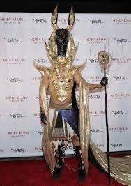 Anubis Halloween Costume Celebrity Halloween Costumes 2016 Thefashionspot