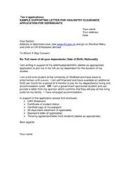 letter of invitation for uk visa templatevisa invitation letter to