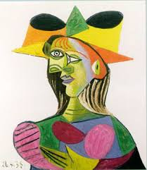 Dora Maar In An Armchair The Women Of Pablo Picasso Prepared By Saper Galleries