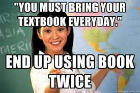 High School Teacher Memes - best of the unhelpful high school teacher meme smosh